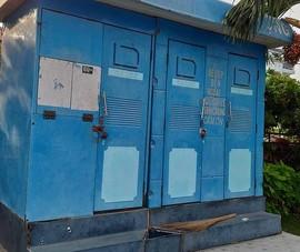 Nhà vệ sinh công cộng - có cũng như không