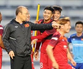 Thầy trò ông Park vượt qua chính mình!