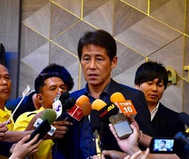 'Cầu thủ Thái Lan thua vì tinh thần kém'
