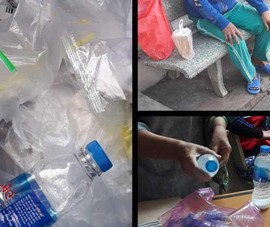 Ly giấy, tô sành được dùng nhiều trong bệnh viện