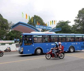Đề xuất không thay đổi công thức bán nhiên liệu cho xe buýt