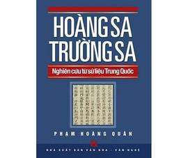 Sách về Hoàng Sa - Trường Sa được trao giải