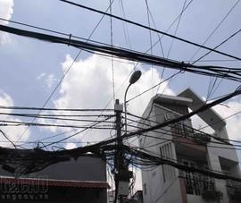 30 tuyến đường quận 1 sẽ ngầm hóa lưới điện và viễn thông