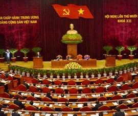 Ngày làm việc thứ ba của Hội nghị 11 Ban chấp hành Trung ương