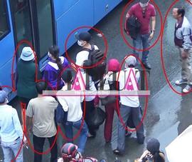 Điều tra: Khu 'tam giác vàng' của các băng nhóm móc túi
