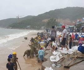 Hỗ trợ người dân xây nhà mới sau bão số 5