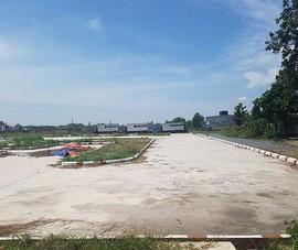 Trường lái xe không phép ở Đồng Nai xin tự tháo dỡ