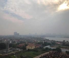 Cảnh báo khẩn cấp: Chất lượng không khí Hà Nội ở mức nguy hại