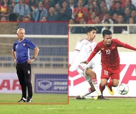 Van Marwijk và UAE bất ngờ với 'phương Đông bí ẩn'