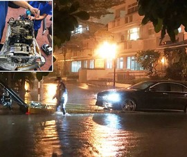 Ô tô bị ngập nước, kéo bảo hiểm ra tòa