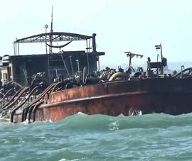 Tái diễn nạn sa tặc lộng hành trên biển Cần Giờ