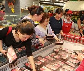 Giá thịt heo nóng đắt đỏ, khách tìm mua heo đông lạnh
