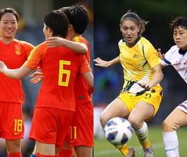 Xác định đối thủ tranh vé Olympic với đội nữ Việt Nam