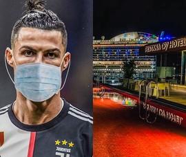 Messi và Ronaldo gửi lời yêu thương chống lại COVID-19
