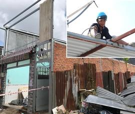 Công trình vi phạm sẽ bị ngừng cấp điện, nước