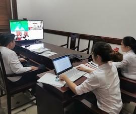 Thử nghiệm đối thoại trực tuyến trong án hành chính