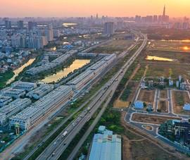 TP.HCM thúc hạ tầng khu đông, bất động sản phất theo
