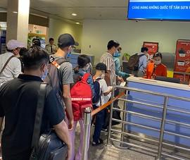 Tân Sơn Nhất sẽ mượn ga quốc tế để bay quốc nội