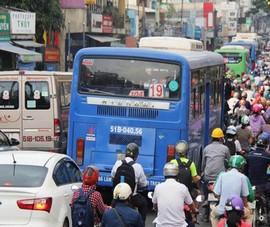 Hiến kế phát triển giao thông công cộng trong 10 năm tới