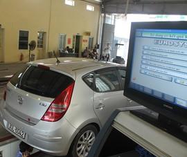 Sẽ bỏ việc chặn đăng kiểm xe chưa nộp phạt vi phạm giao thông