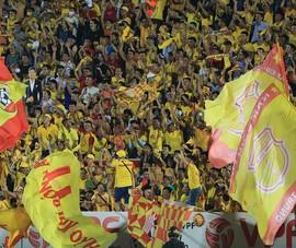 Nam Định và 'cầu thủ thứ 12' trên sân Thống Nhất
