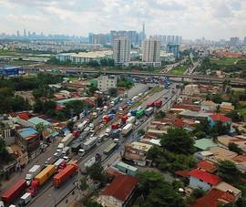 Phía đông: Kỳ vọng nhiều dự án giao thông lớn