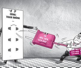 Chống tham nhũng: Ngăn chặn 'vòi thông nhau' công - tư