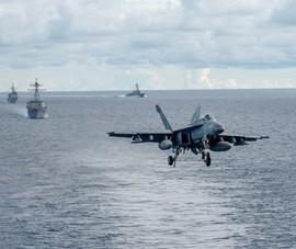 Mỹ-Trung: Ngoại giao trên cạn khó ngăn rủi ro ngoài biển