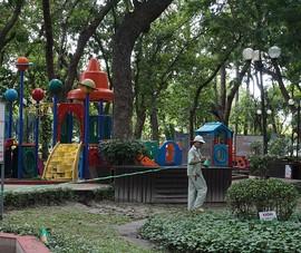 TP.HCM: không tụ tập đông người ở công viên
