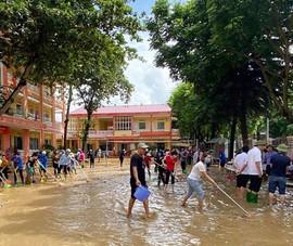 Thủy điện Mã Đổ Sơn xả lũ không tác động nhiều đến Việt Nam