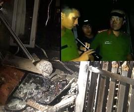 Cứu 5 người trong ngôi nhà bị đốt bằng xăng