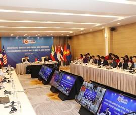 ASEAN đẩy mạnh hợp tác tài chính trong bối cảnh COVID-19