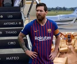 Messi đưa đồng đội từ châu Âu về đá đội tuyển