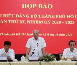 Thành ủy TP.HCM khóa XI sẽ có 61 người