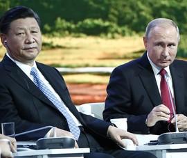 Liên minh quân sự Nga - Trung manh nha hình thành