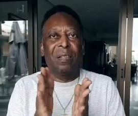 Vua bóng đá Pele gửi thông điệp ở tuổi 80