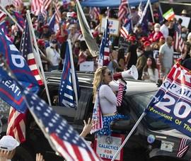 Cơ hội tái đắc cử của ông Trump chưa hết, dù gặp thế khó