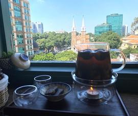 Quán cà phê 'chảnh' nhất Sài Gòn