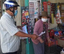 Video: Đà Nẵng khẩn trương phát thẻ đi chợ đến từng hộ dân