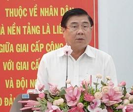 Video: Ông Nguyễn Thành Phong cam kết tận tụy phục vụ nhân dân