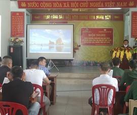 Video: Biên phòng Quảng Bình giúp dân khai thác an toàn trên biển