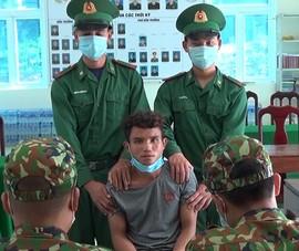 Video: Bắt 1 người Lào vận chuyển trái phép 6.000 viên ma túy vào Việt Nam