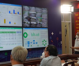 Video: TP.HCM khởi động Trung tâm chỉ huy phòng chống dịch và khôi phục kinh tế