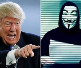 Tổ chức tin tặc Anonymous 'tuyên chiến' với Donald Trump