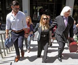 Nói xấu cụ bà, người mẫu Playboy bị 3 năm tù treo