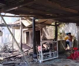 1 nhà dân bốc cháy thiệt hại hàng trăm triệu