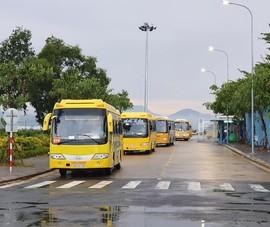 Khẩn cấp tìm người đi chung xe buýt với BN 622 ở Quảng Nam
