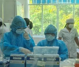 Kết quả xét nghiệm F1 của BN 2899 ở Quảng Nam