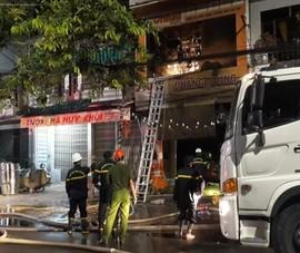 Chủ tịch Quảng Ngãi yêu cầu báo cáo vụ cháy làm 4 người tử vong