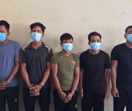Nhân viên Đài viễn thông câu kết người ngoài trộm cáp viễn thông
